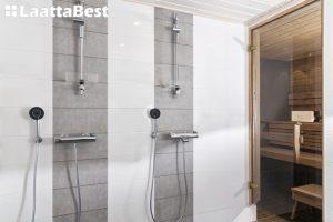 Kylpyhuone ja saunaremontti