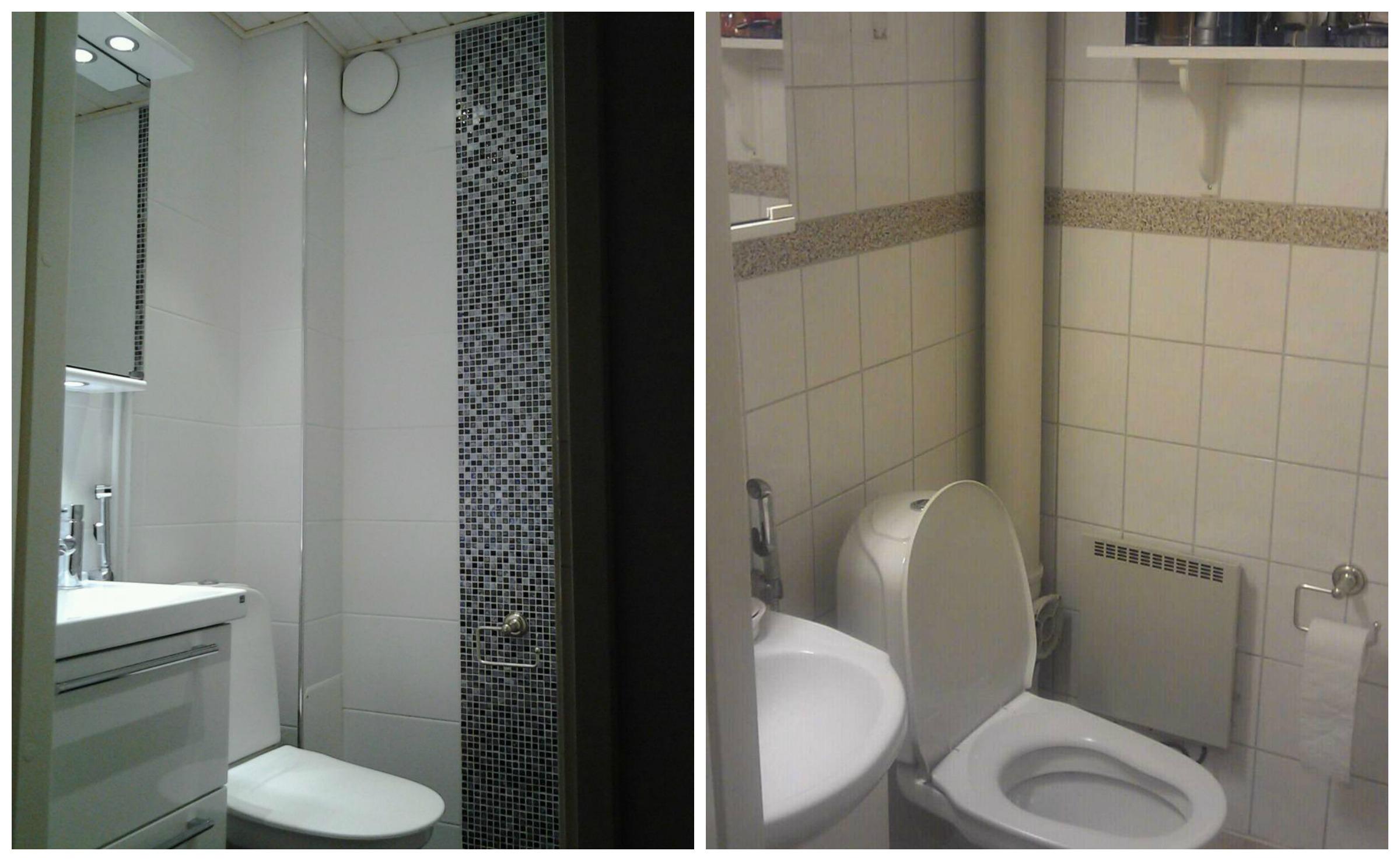 WC remontti Helsinki, Espoo, Vantaa, Järvenpää, Porvoo