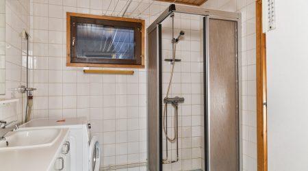 Kylpyhuone lähtötilanne