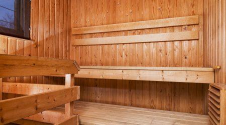 Sauna lähtötilanne