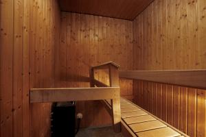 Sauna ennen remonttia