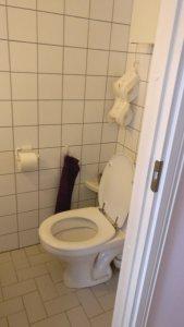 WC ennen remonttia