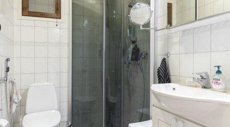 Kylpyhuone aiemmin
